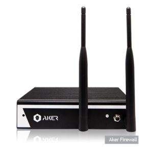 Aker Firewall Minibox 538 W